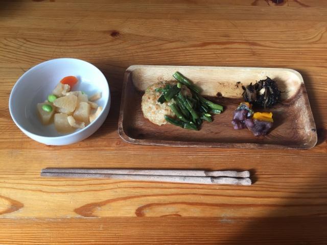 ウェルネスダイニング 豆腐ハンバーグ17