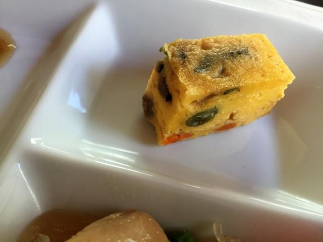 ウェルネスダイニング ブリのレモンペッパーあんこうの生姜炒め21