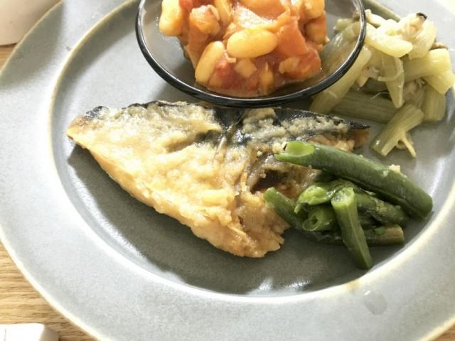 ウェルネスダイニング サバのおろし煮8