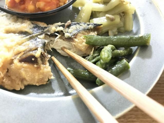 ウェルネスダイニング サバのおろし煮9