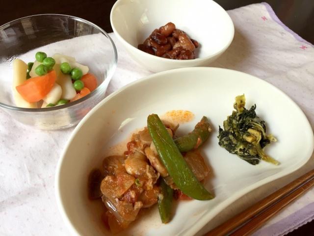 ウェルネスダイニング 牛肉のトマト煮6