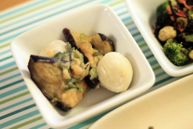おまかせ健康三彩 豆腐ハンバーグきのこソース8
