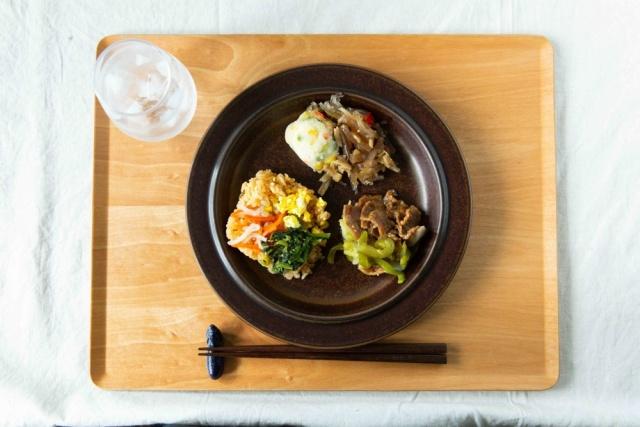 ニチレイフーズ 焼肉と五穀のビビンバ11