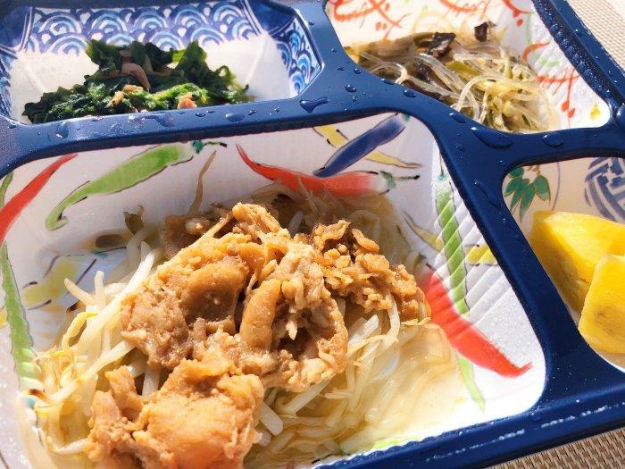 メディカルフードサービス 豚肉のサムジャン炒め5