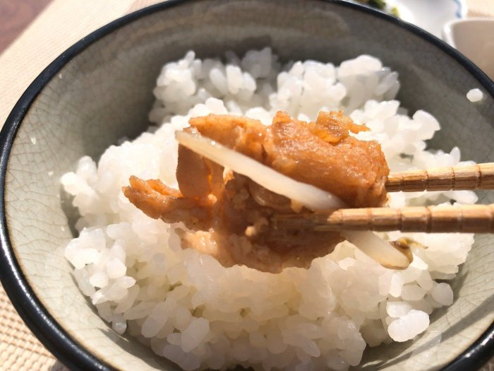 メディカルフードサービス 豚肉のサムジャン炒め10