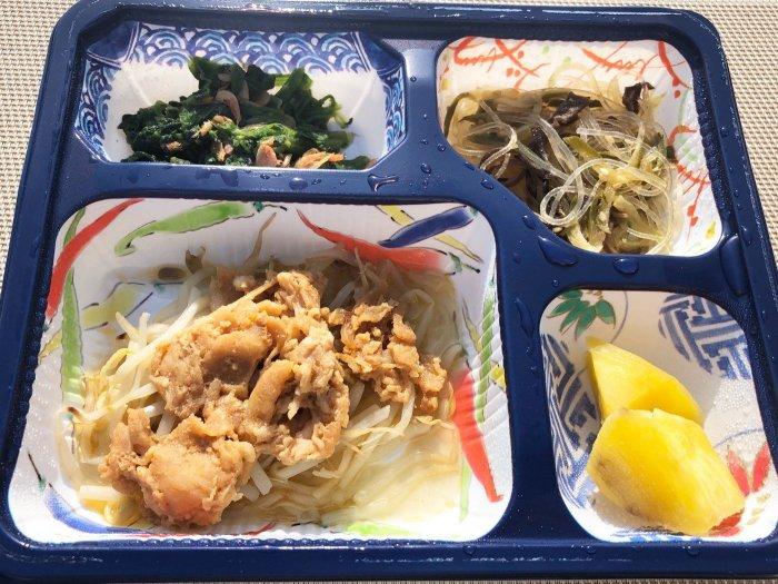メディカルフードサービス 豚肉のサムジャン炒め26