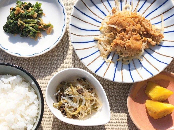 メディカルフードサービス 豚肉のサムジャン炒め27
