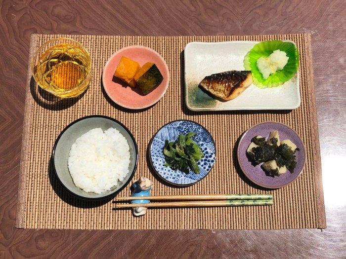 メディカルフードサービス 柚子香るさばの塩焼き12