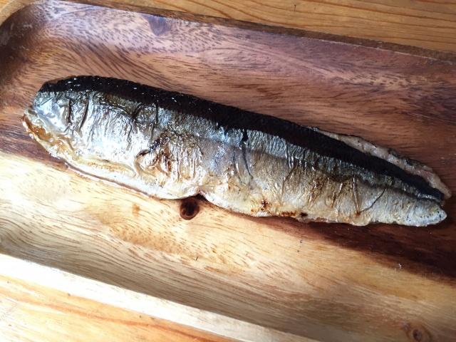 わんまいる 秋刀魚の塩焼き9