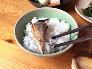わんまいる 秋刀魚の塩焼き20