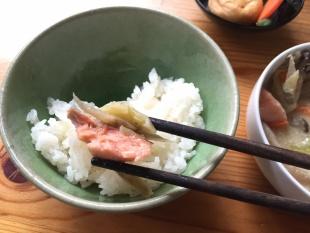 わんまいる 鮭の石狩煮11