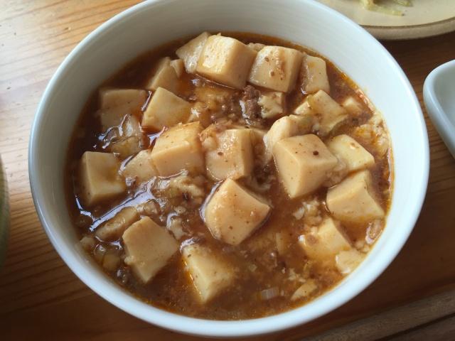 わんまいる 麻婆豆腐と焼売8