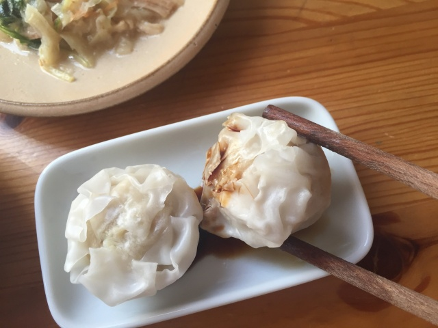 わんまいる 麻婆豆腐と焼売11