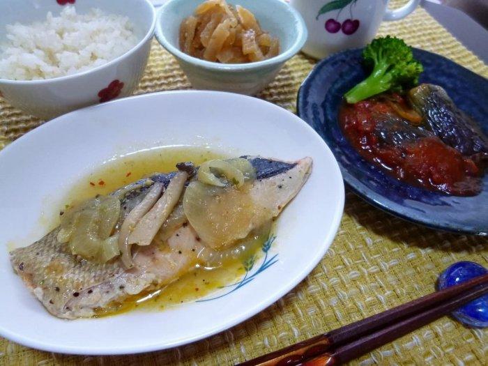 わんまいる 北海道産鮭オイル焼9