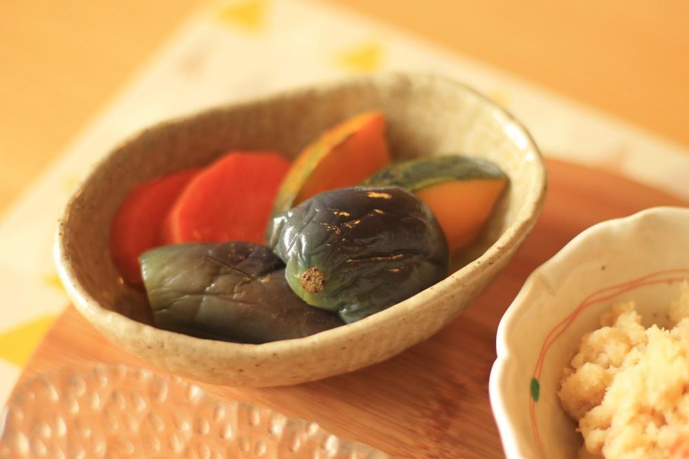 わんまいる 豆アジの南蛮漬け9