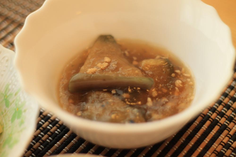 わんまいる 国産筍とわかめの煮物14