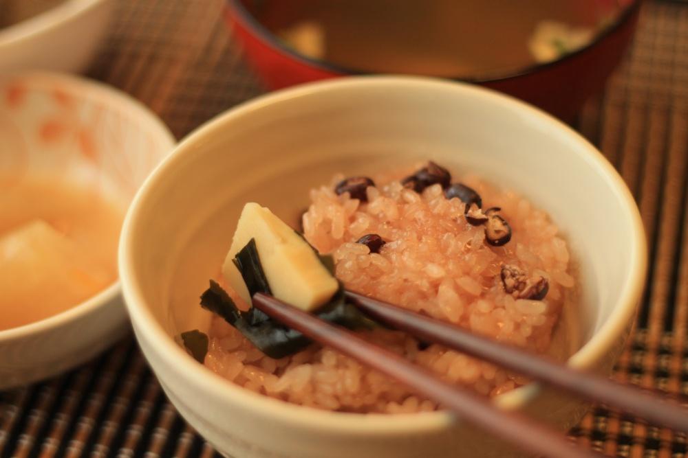 わんまいる 国産筍とわかめの煮物16
