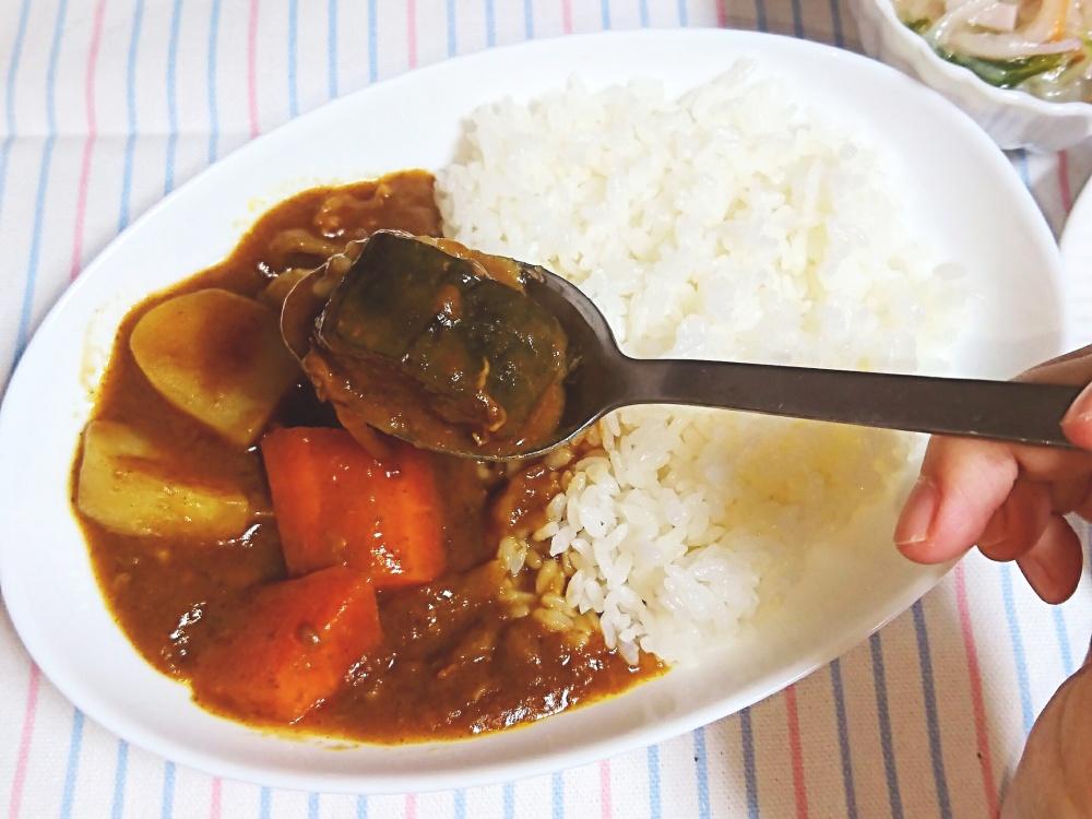 わんまいる 夏野菜カレー10