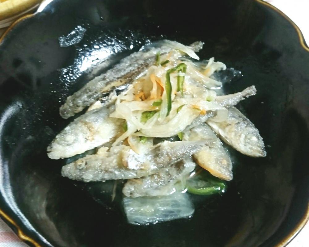 わんまいる 豆アジの南蛮漬けセット10
