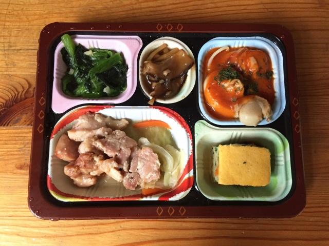 食宅便 魚介天ぷらと野菜のかき揚げ23