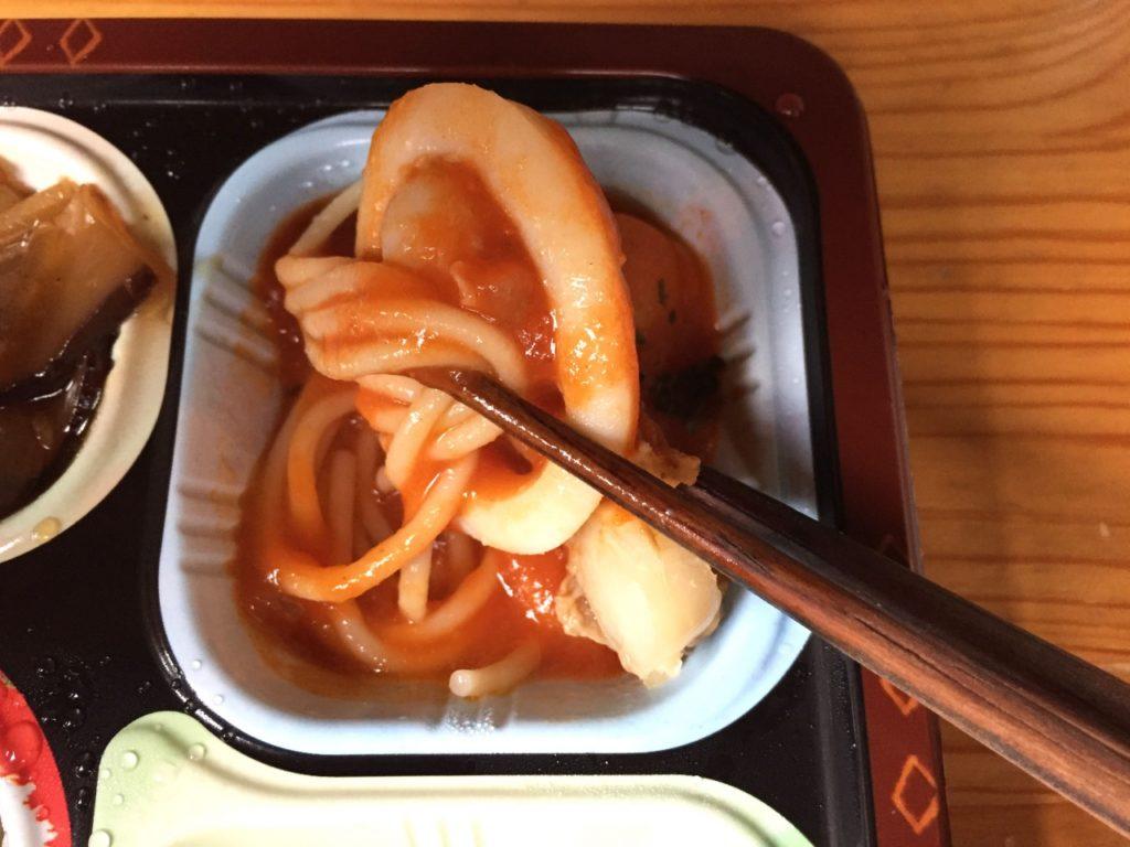 食宅便 魚介天ぷらと野菜のかき揚げ31