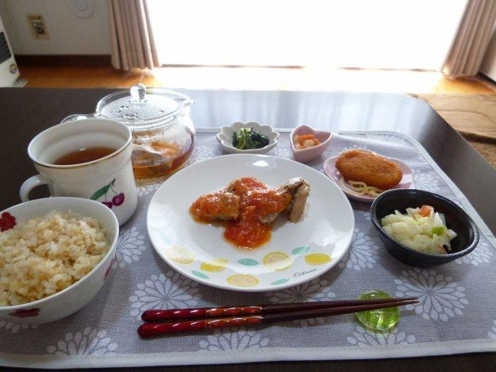 食宅便 チキントマトソースセット30