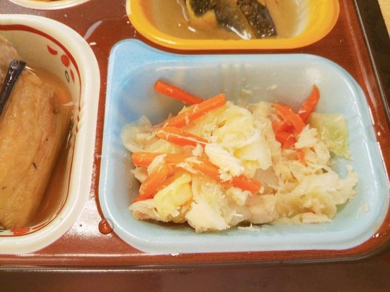 食宅便 肉団子と野菜のトマト煮5