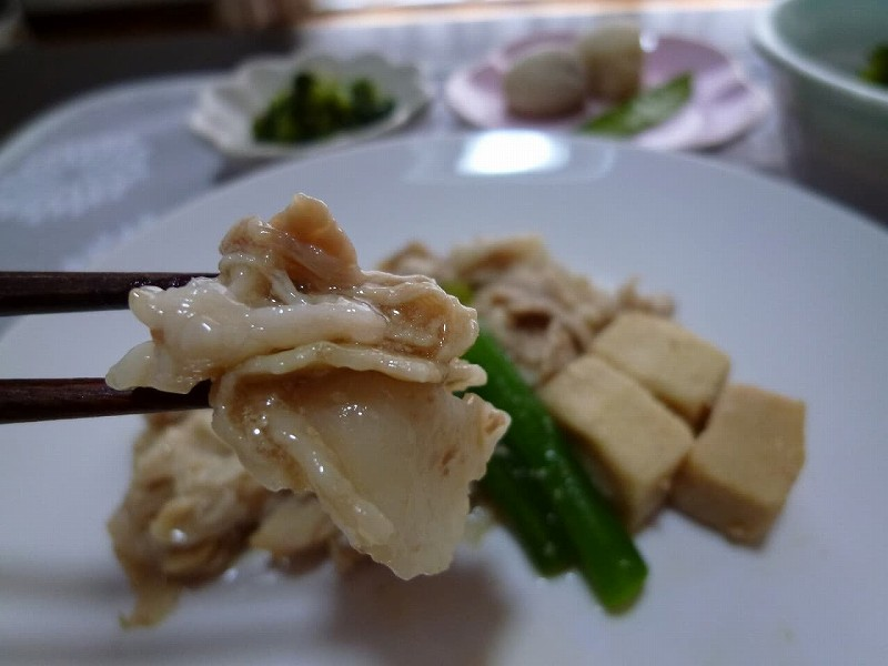 食宅便 豚肉と高野豆腐の煮物16
