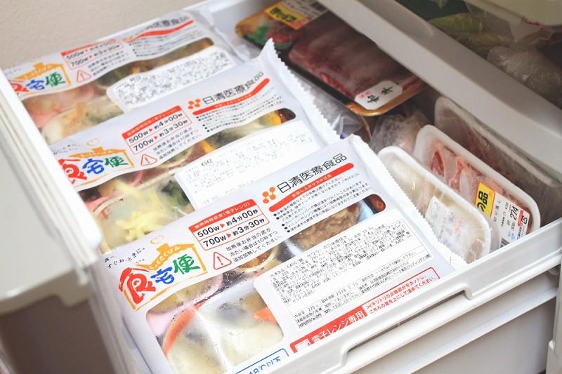 食宅便 鮭の豆乳チゲ2