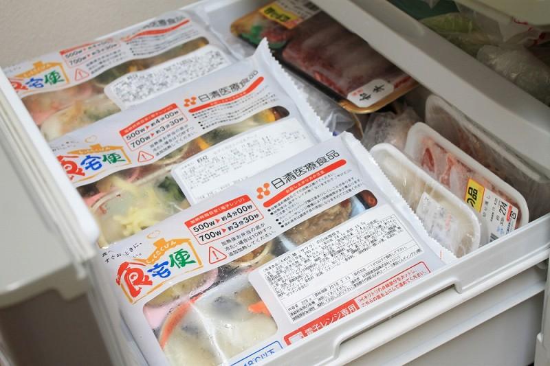 食宅便 鶏肉の胡麻味噌煮22