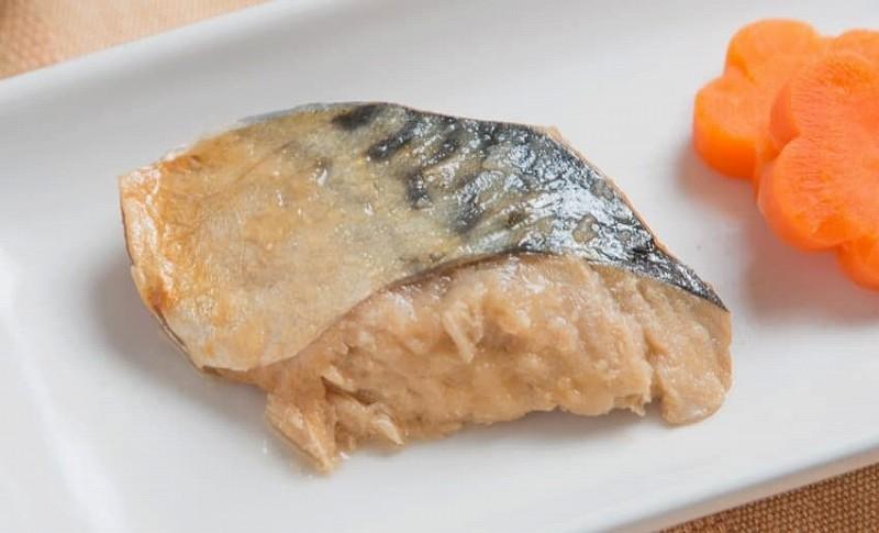 ウェルネスダイニング サバのさっぱり煮7