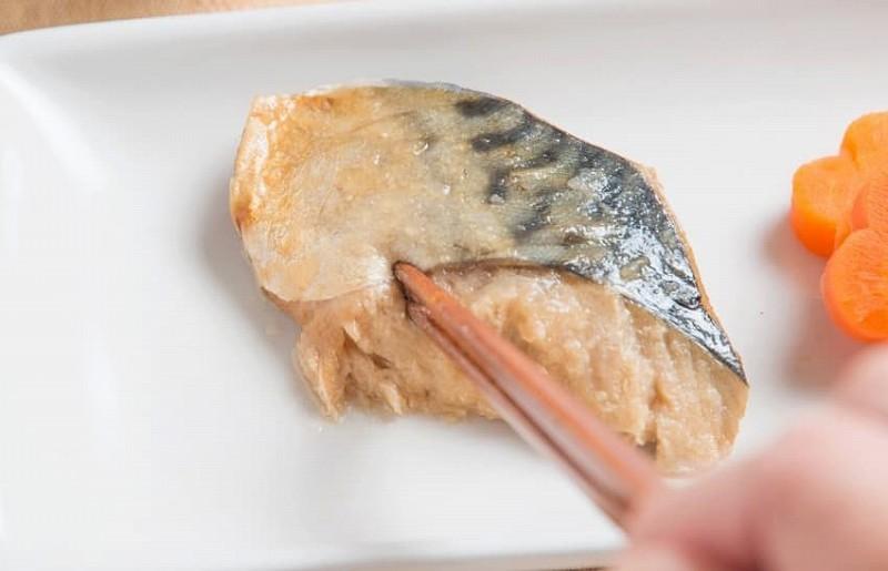 ウェルネスダイニング サバのさっぱり煮8