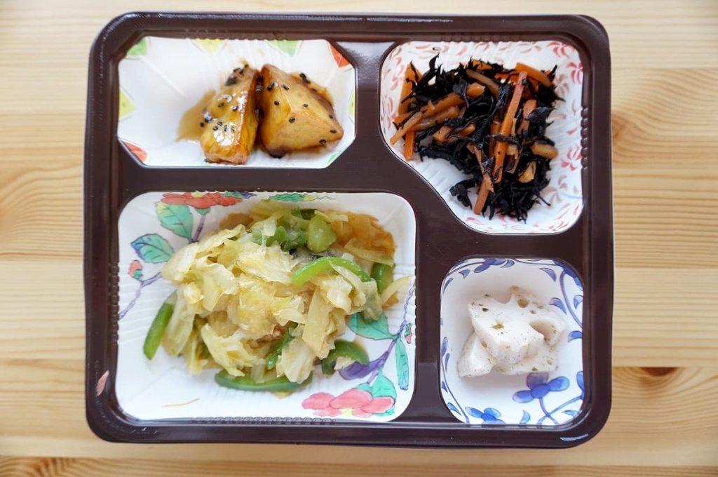 メディカルフードサービス 食事宅配5